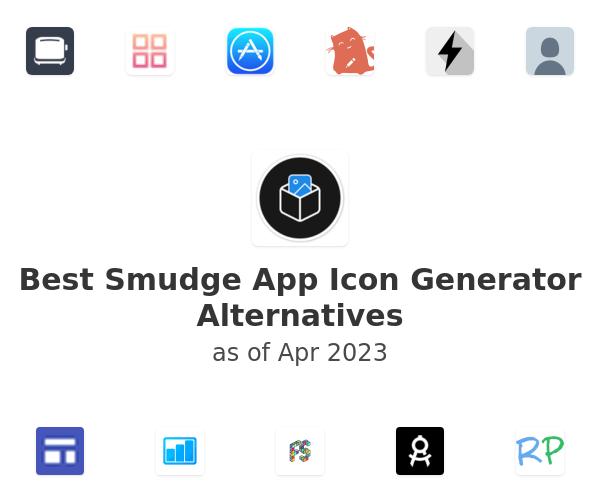 Best Smudge App Icon Generator Alternatives