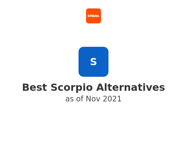 Best Scorpio Alternatives