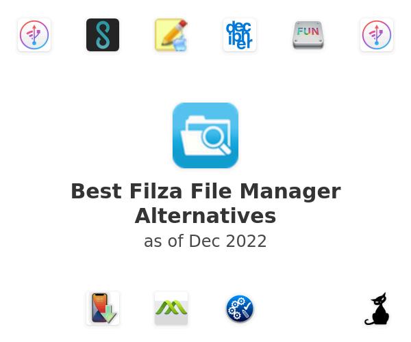Best Filza File Manager Alternatives