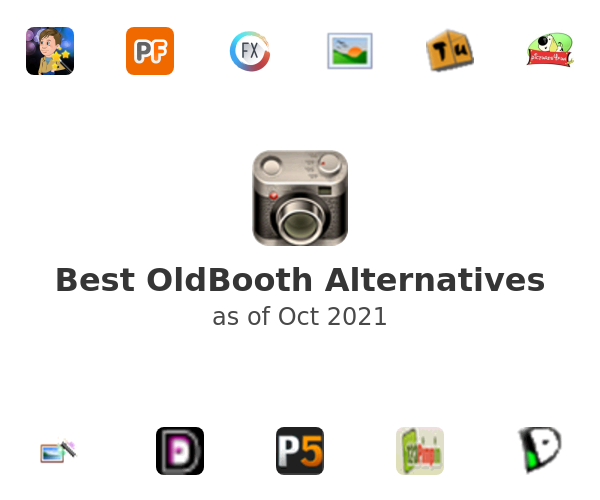 Best OldBooth Alternatives