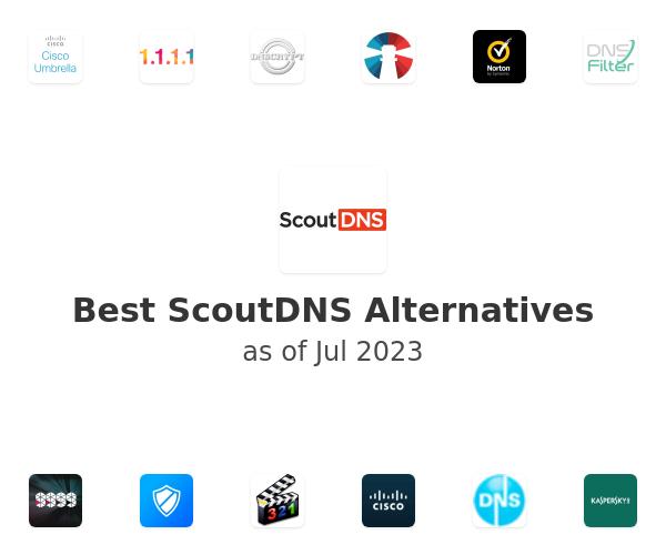 Best ScoutDNS Alternatives
