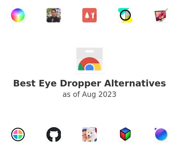 Best Eye Dropper Alternatives