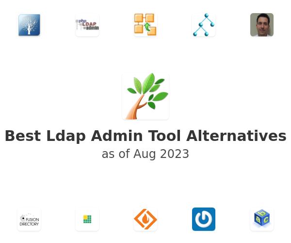 Best Ldap Admin Tool Alternatives
