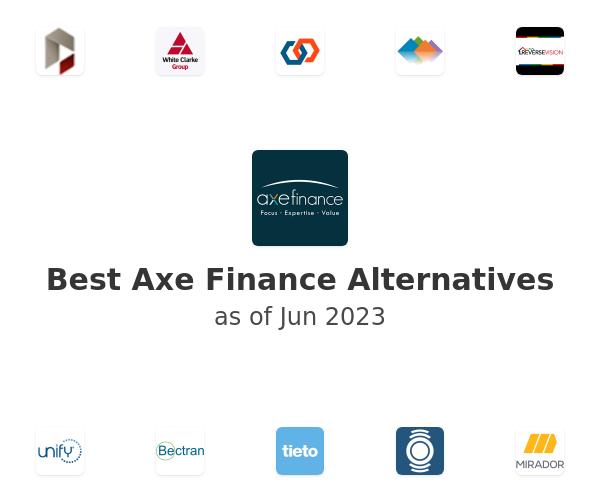 Best Axe Finance Alternatives