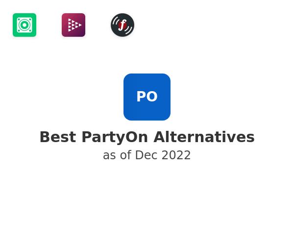 Best PartyOn Alternatives