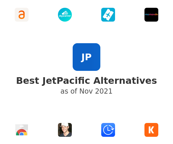 Best JetPacific Alternatives