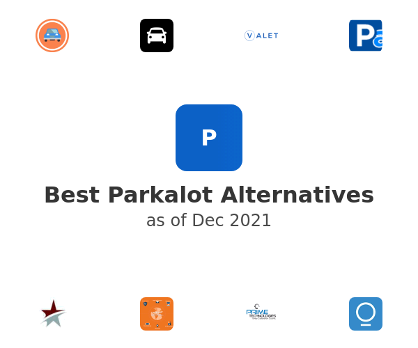 Best Parkalot Alternatives