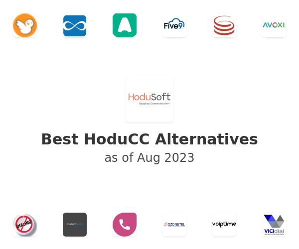Best HoduCC Alternatives