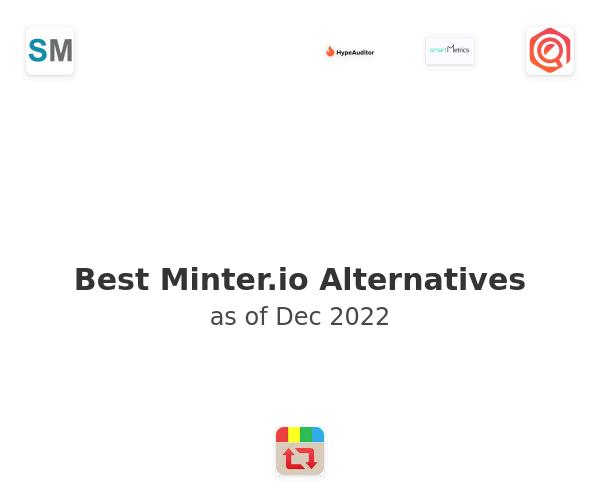 Best Minter.io Alternatives