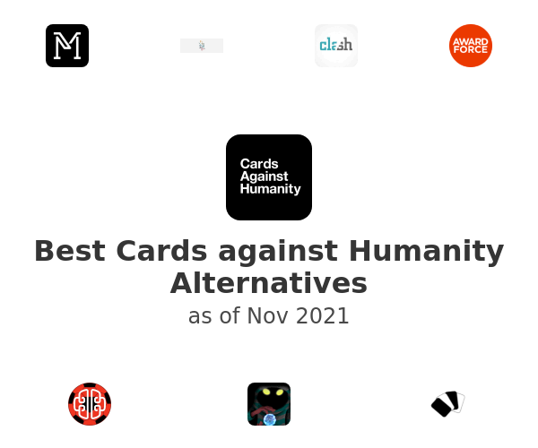 Best Cards against Humanity Alternatives
