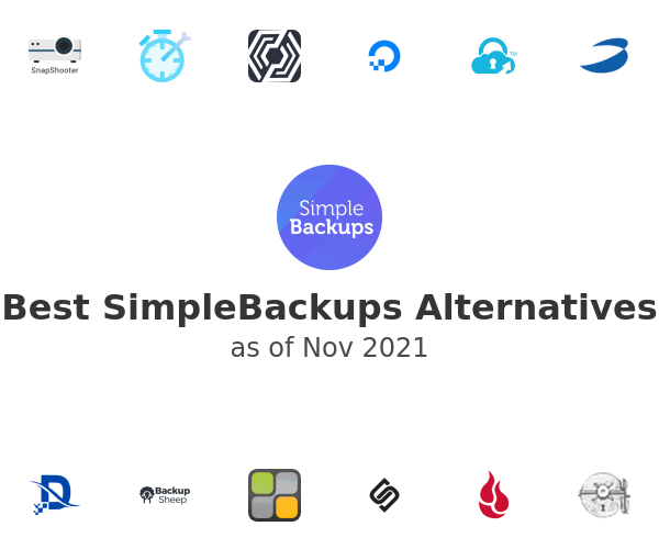 Best SimpleBackups Alternatives