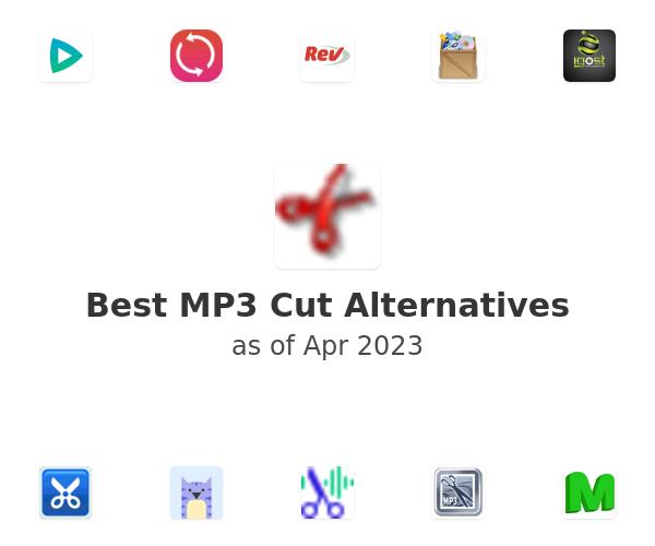 Best MP3 Cut Alternatives