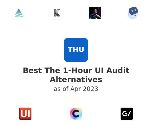 Best The 1-Hour UI Audit Alternatives