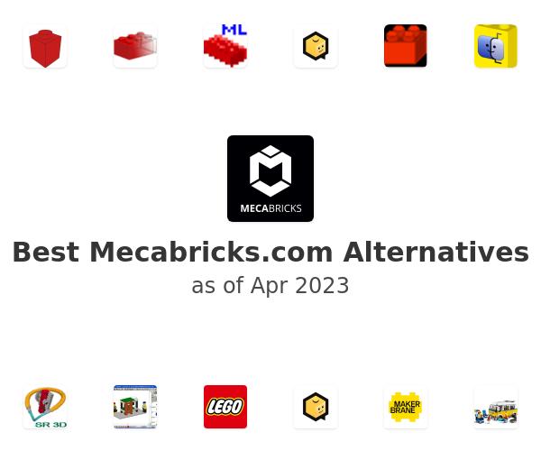Best Mecabricks.com Alternatives