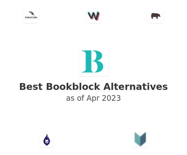 Best Bookblock Alternatives
