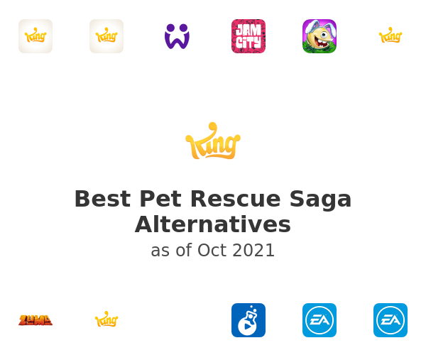 Best Pet Rescue Saga Alternatives