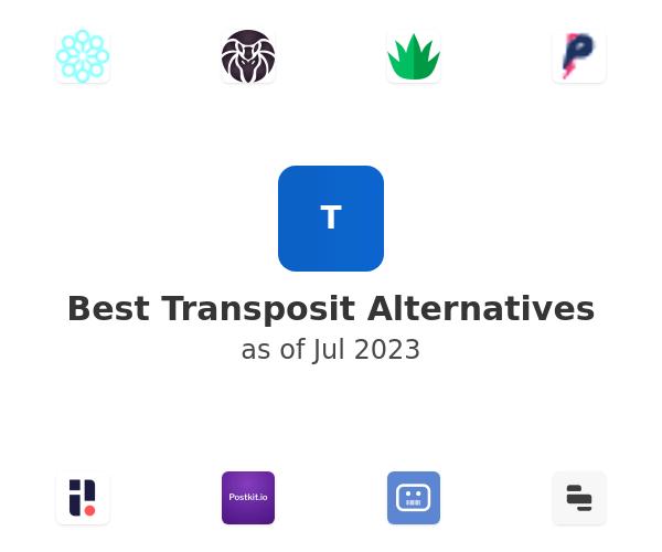Best Transposit Alternatives