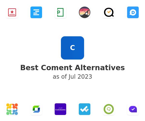 Best Coment Alternatives
