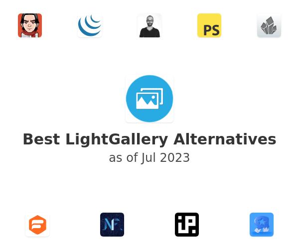 Best LightGallery Alternatives