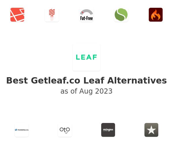 Best Leaf Alternatives