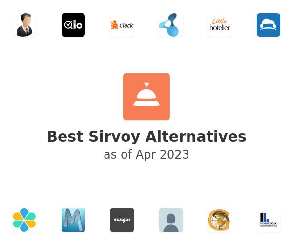 Best Sirvoy Reservation System Alternatives
