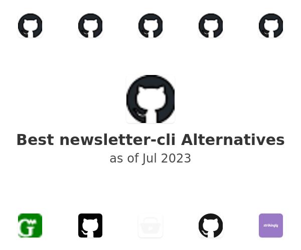 Best newsletter-cli Alternatives