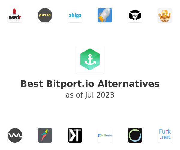 Best Bitport Torrents Alternatives