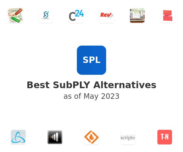 Best SubPLY Alternatives