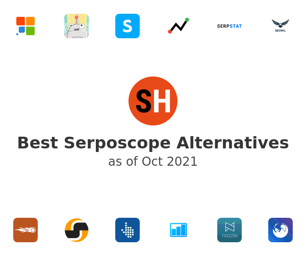 Best Serposcope Alternatives
