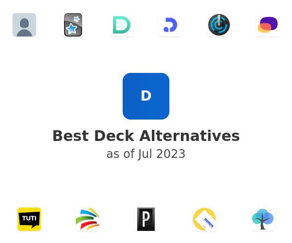 Best Deck Alternatives