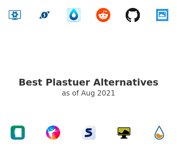 Best Plastuer Alternatives