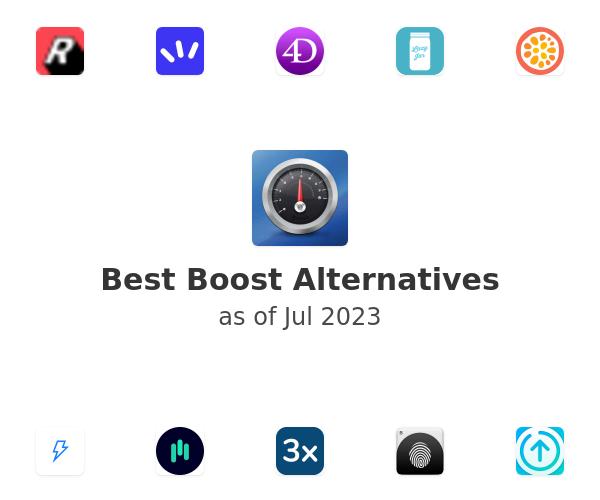 Best Boost Alternatives