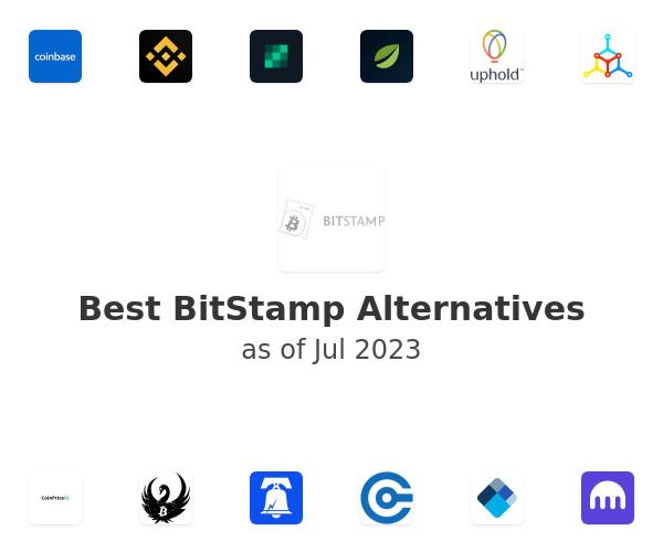 Best BitStamp Alternatives