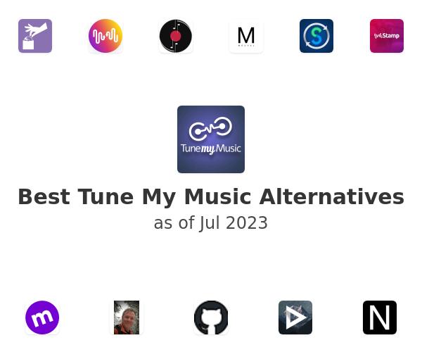 Best Tune My Music Alternatives