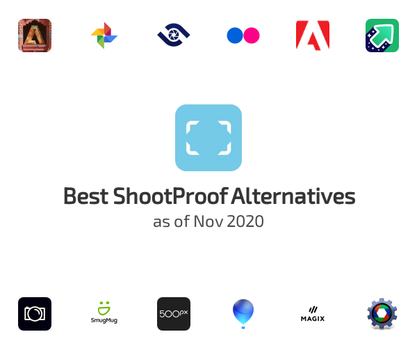 Best ShootProof Alternatives