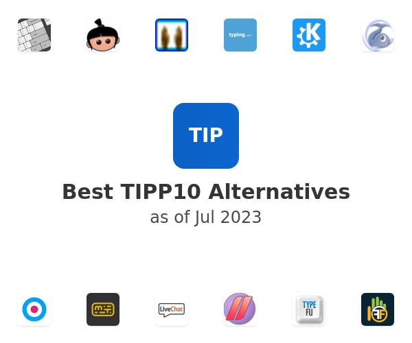 Best TIPP10 Alternatives