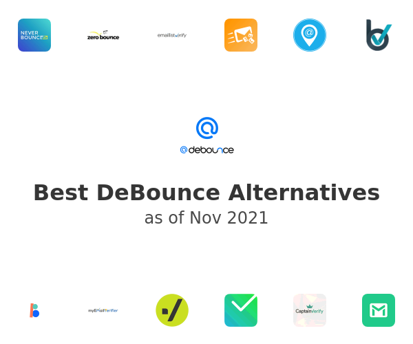 Best DeBounce Alternatives