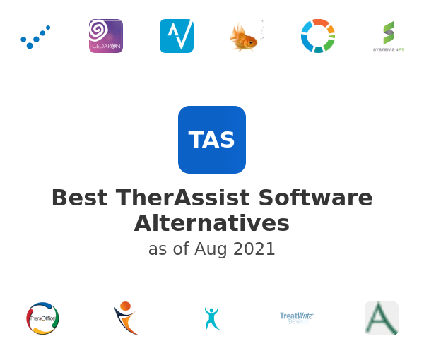 Best TherAssist Software Alternatives