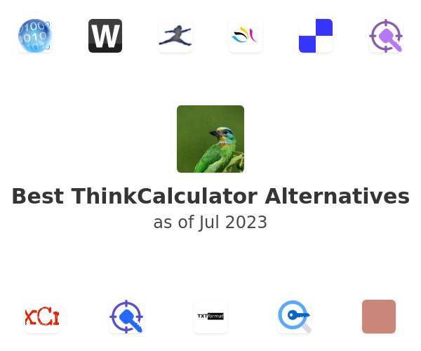 Best ThinkCalculator Alternatives