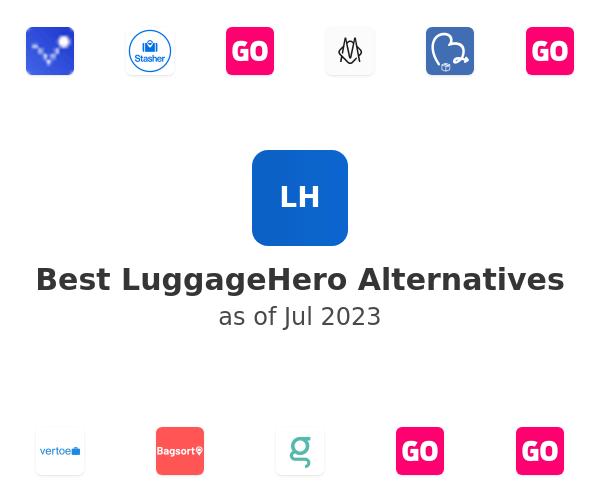 Best LuggageHero Alternatives
