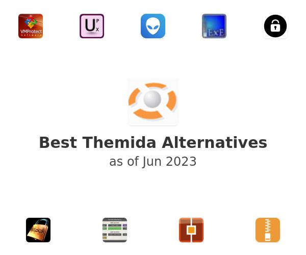 Best Themida Alternatives