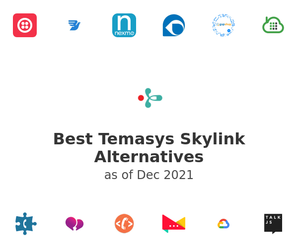 Best Temasys Skylink Alternatives