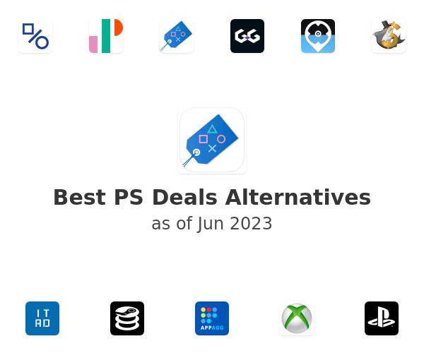 Best PS Deals Alternatives