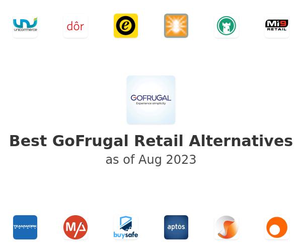 Best GoFrugal Retail Alternatives