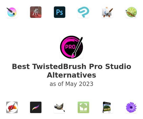 Best TwistedBrush Pro Studio Alternatives