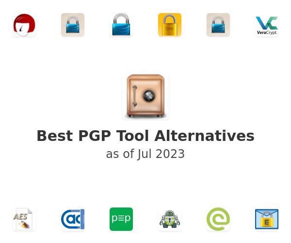 Best PGP Tool Alternatives