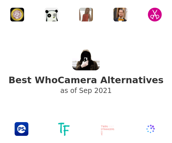 Best WhoCamera Alternatives