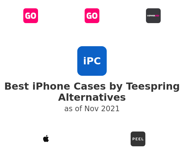 Best iPhone Cases by Teespring Alternatives