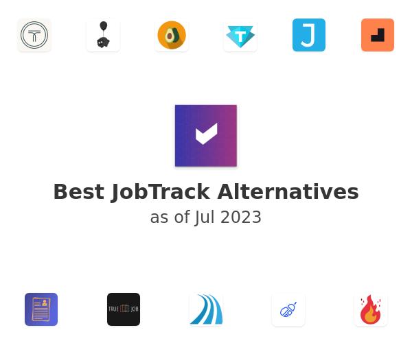 Best JobTrack Alternatives