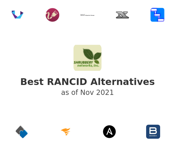 Best RANCID Alternatives